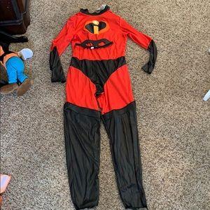 Incredibles 2 elasta girl costume